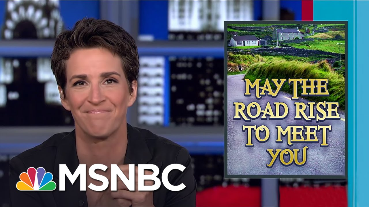 Donald Trump Likely To Skip Ireland On Upcoming Trip | Rachel Maddow | MSNBC thumbnail