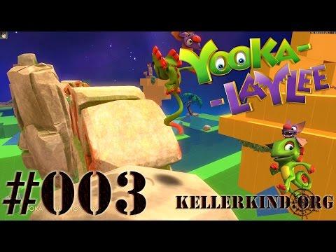 Yooka Laylee Toybox (3/3) ★ Livestream vom 15.12.16 ★ EmKa plays Yooka Laylee [HD|60FPS]