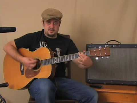 How to Play Jingle Bells on Acoustic Guitar - Easy Beginner Guitar Lessons