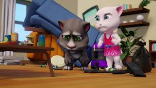 Master of Trash - 🔹NEW CARTOON🔹Talking Tom Shorts (S2 Episode 1)