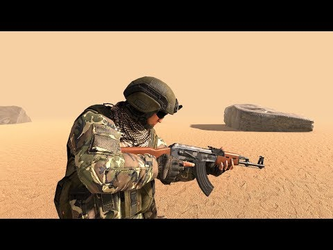 Skillwarz [soldier and animations ] #4
