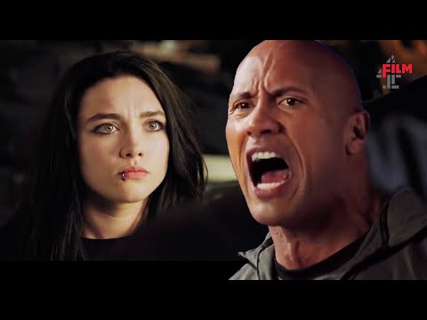 Video trailer för The Rock gives Florence Pugh & Jack Lowden some tips in Fighting With My Family | Film4 Clip
