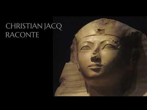 Vidéo de Christian Jacq
