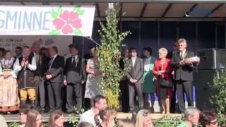 preview picture of video 'DOŻYNKI 2013 korowód'