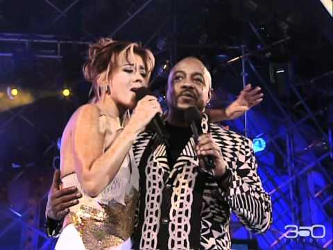 Tonight, I Celebrate My Love (Live) - Peabo Bryson & Rachel [Viña del Mar 2001]