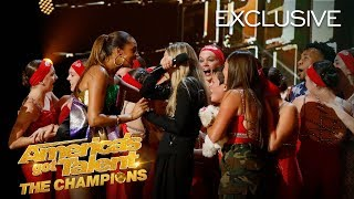 Alesha Dixon Explains Why Her Golden Buzzer Could WIN! - America's Got Talent: The Champions thumbnail