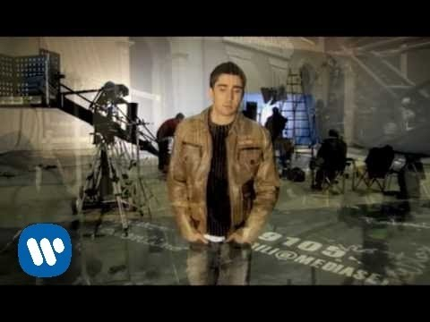 Alex Ubago - Dame tu aire (video clip)