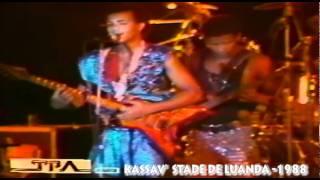 Zouk   Kassav'  Au Stade De Luanda   Angola 1988