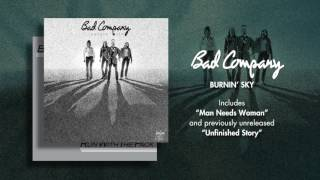 Bad Company - Run with the Pack and Burnin