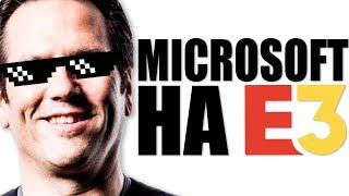 MICROSOFT НА E3 2018