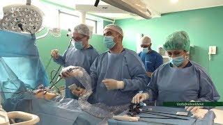 Ֆրեզնոյից և Գլենդելից ժամանած բժիշկները բացառիկ վիրահատություններ են կատարում Ստեփանակերտում