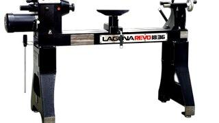 Laguna Revo 18|36 Lathe Review by ToolMetrix