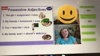 A Funny Moment In VIPKID Class