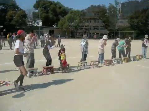 託麻北小6年生ミニ運動会