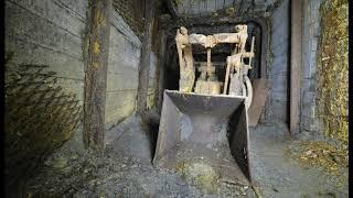 Video Abandoned mine in Slovakia / Opustená baňa