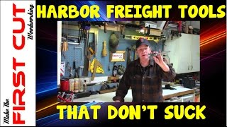 Harbor Freight Tools That Don't Suck