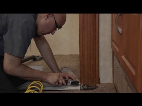 Lazydays RV Service Interior Remodeling Video