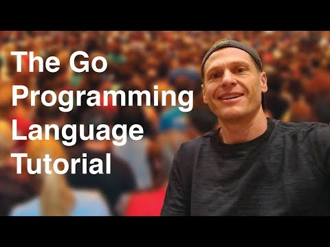 Go Programming Tutorial – Silicon Valley Code Camp