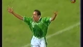 Sub 20 Mexico 4 Argentina 1   World Cup 1999