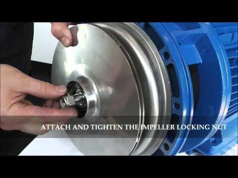 Dòng máy bơm công nghiệp matra thịnh hành của Ý
