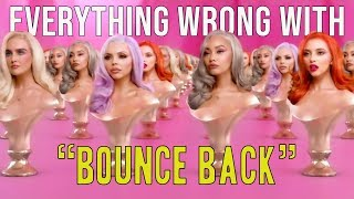 "Everything Wrong With Little Mix   ""Bounce Back"""