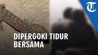 Kepergok Bertigaan di Kamar, Pria Ini Beralasan 'Takut Cicak' lalu Tidur dengan Dua Wanita