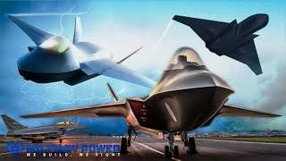 Americas F-35 Has Nothing On Britains Sixth-Generation Tempest Fighter Aircraft