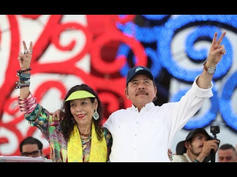Presidente Daniel Ortega: Necesitamos paz para combatir la pobreza