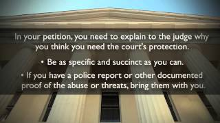 How To Get a Restraining Order   Restraining Orders Explained