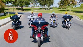 This Sikh Motorcycle Club Rides to Proudly Represent Their Faith