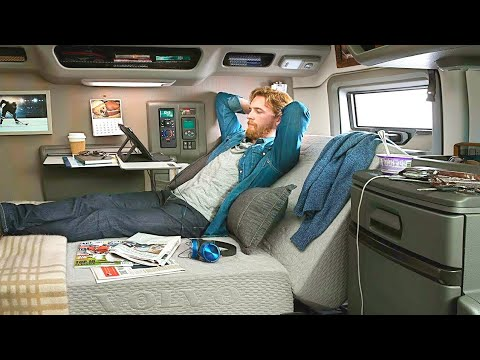 , title : '2021 Volvo VNL Truck - Better Than Your Bedroom (LUXURY TRUCK)