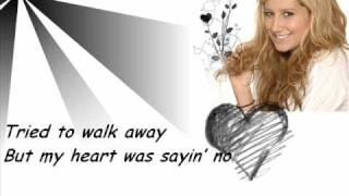 Ashley Tisdale- Over it with lyrics