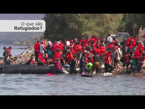 Minuto Europeu nº 58 - O que são refugiados?