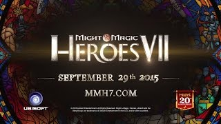 Might & Magic Heroes VII video