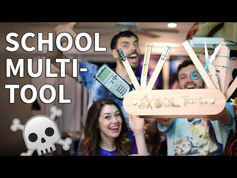Back to school multitool (ft. William Osman)