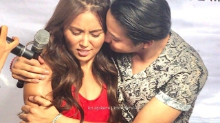 Kathniel overload kilig sweetness on cam & off cam of the One Music Live event (04/11/17)