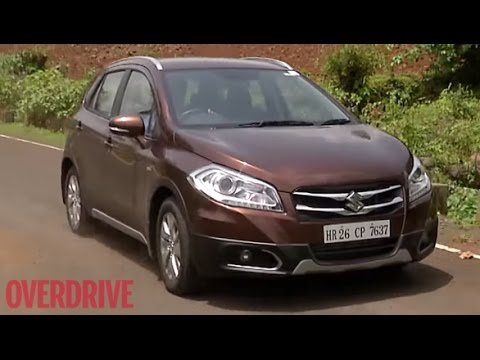 Maruti Suzuki S-Cross - First Drive Review