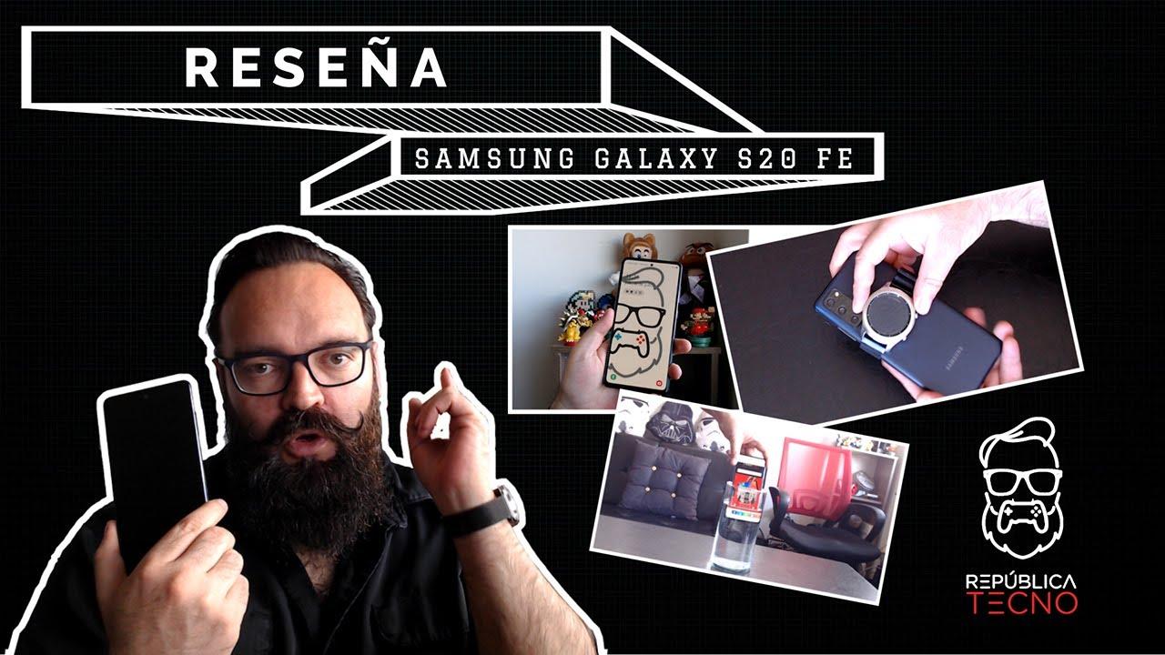 Cuatro características impresionantes del Samsung Galaxy S20 FE – Reseña en español