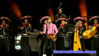 Paul McCartney - Ob-la-di Ob-la-da  -  Live