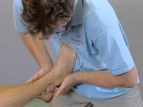 Injektion zur Behandlung von Knien