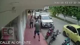 ASÍ FUE EL SECUESTRO DEL TRABAJADOR DE LA EMPRESA ISMOCOL EN SARAVENA