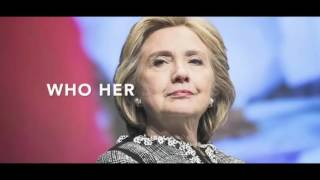 Who is Hillary Clinton? DO WE EVEN KNOW WHAT SHE STANDS FOR??