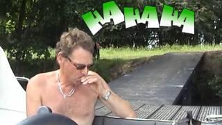 2013-07-17 Kampeersloep gehuurd in Sneek