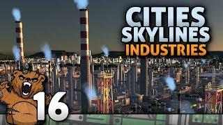 Bens de luxo para todos   Cities Skylines #16 - Industries Gameplay Português PT-BR