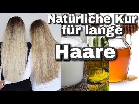Haarkur selber machen LIVE TEST für lange Haare │UnPeuDeMoi