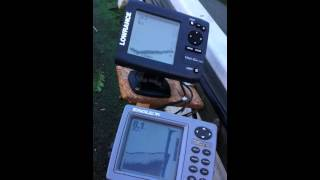 Эхолот eagle trifinder 3 beam