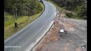 Подборка Аварий Грузовиков   Truck Crash Compilation   © #56   Аварии Грузовиков