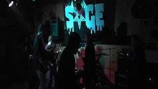 Video Burning The Witches (live 2017) w./ Radim Kalus & Vašek Přehnal