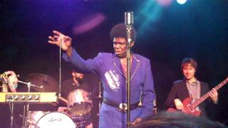 Charles Bradley - Confusion (theremin solo)