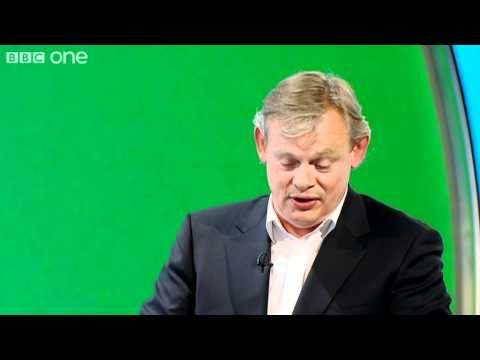 Martin Clunes a jeho oblékání - Would I Lie to You?